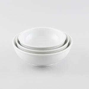 Standard Rounded Soup Bowl - White (M) 42 oz