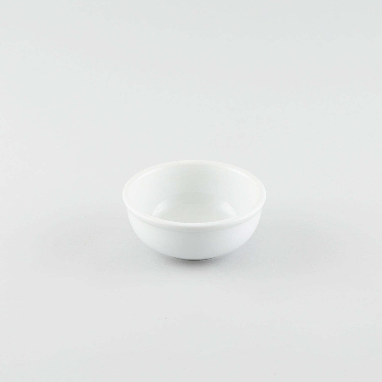 Rounded Side Bowl - White (S) 14 fl oz.
