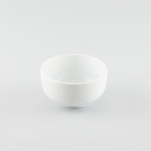 Lined Rounded Udon Donburi Bowl - White (M) 32 fl oz.