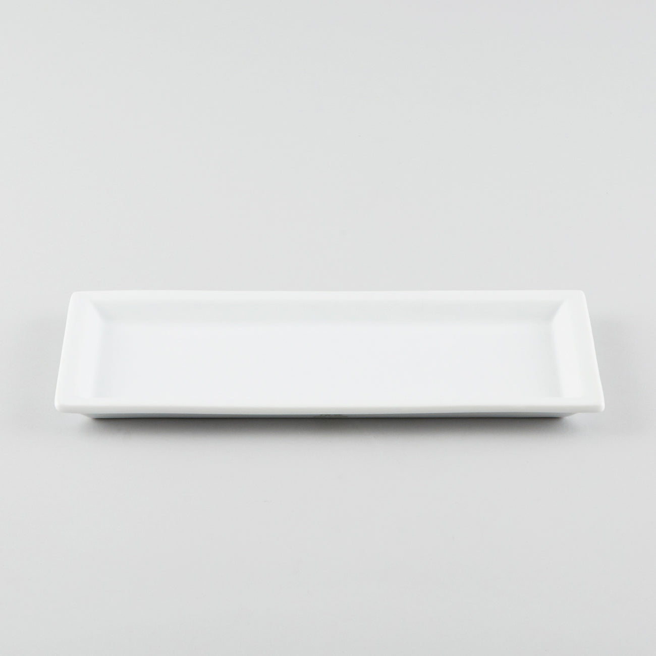 Rectangle Plate - White
