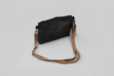 Julia Bag Black Matt Small