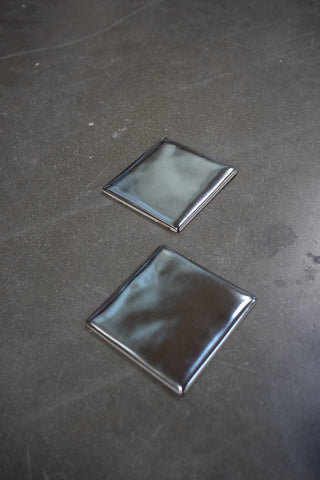 Chrome Square Tiles