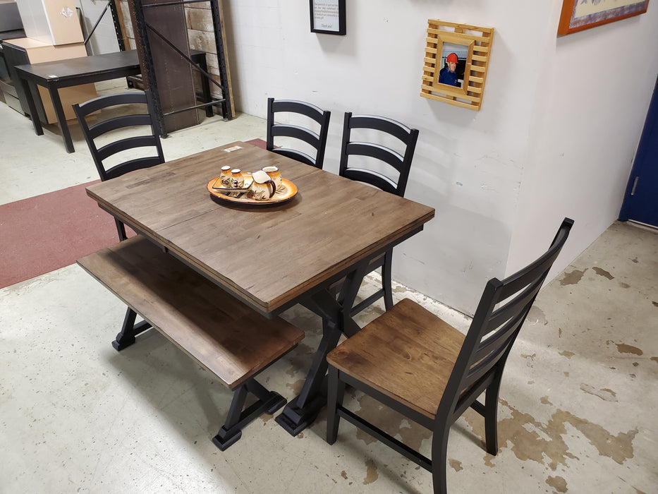Alessia 6 piece Dining Set