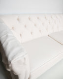 Brand Name White Couch