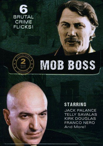 Mob Boss - Movie Collection (2DVD Set)