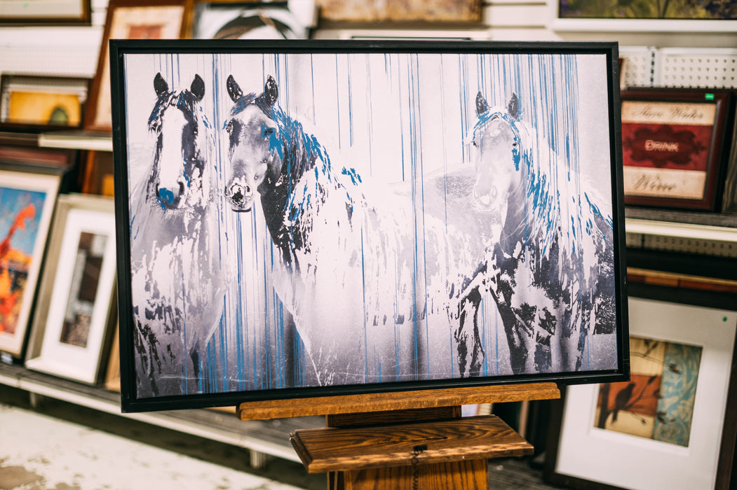 Multi Horse Painting