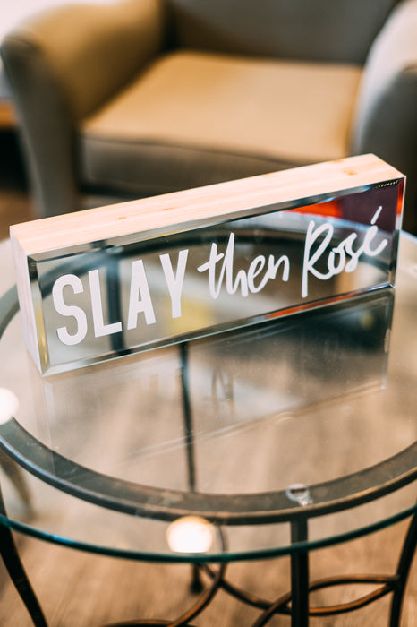 ROSE MIRROR SIGN