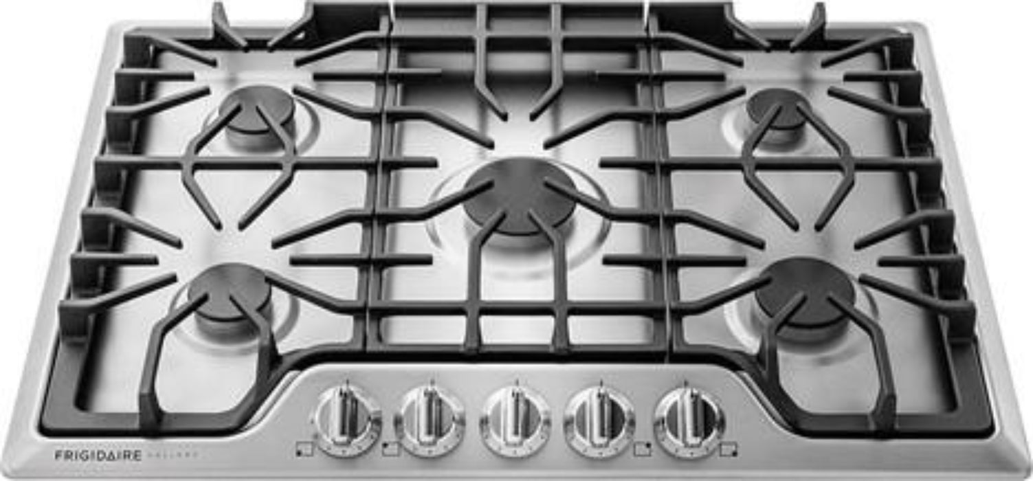 Frigidaire 5 burner Cook Top