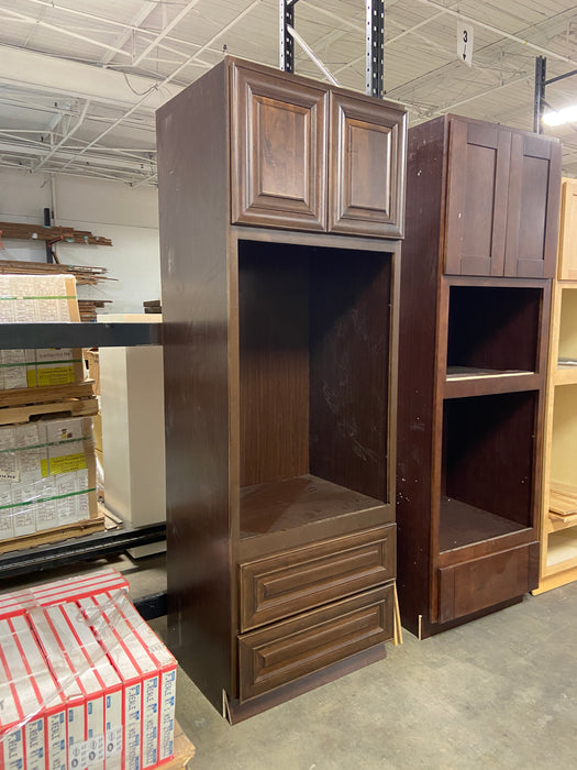 New Pantry & Tall Cabinets Assembled