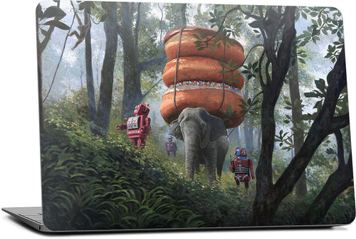 Jungle Trek Laptop Skin