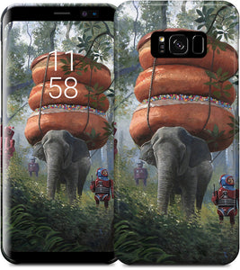 Jungle Trek Samsung Case