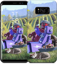 Vineyard Chill Samsung Case