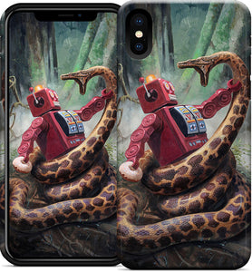Tea Garden iPhone Case