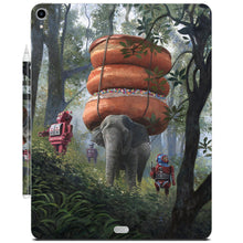 Jungle Trek iPad Skin