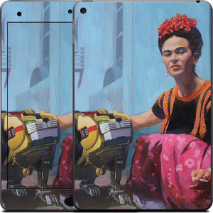 Frida's New Friend iPad Skin