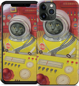 All Systems Go iPhone Case