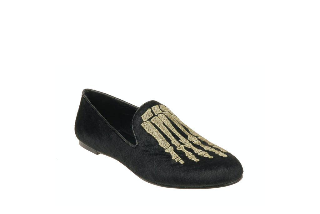 Sofia Mules - Black Terry
