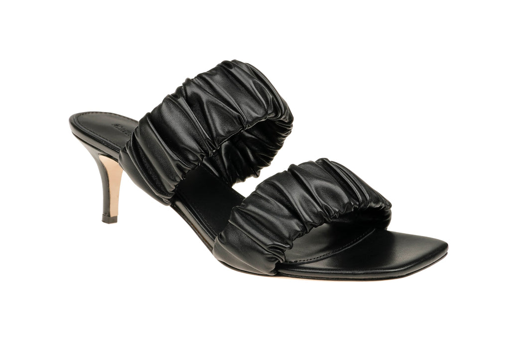 Sadie Kitten Heel - Black