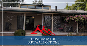 Custom Made Sidewall Options