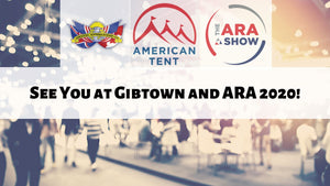 See You at Gibtown and ARA 2020!
