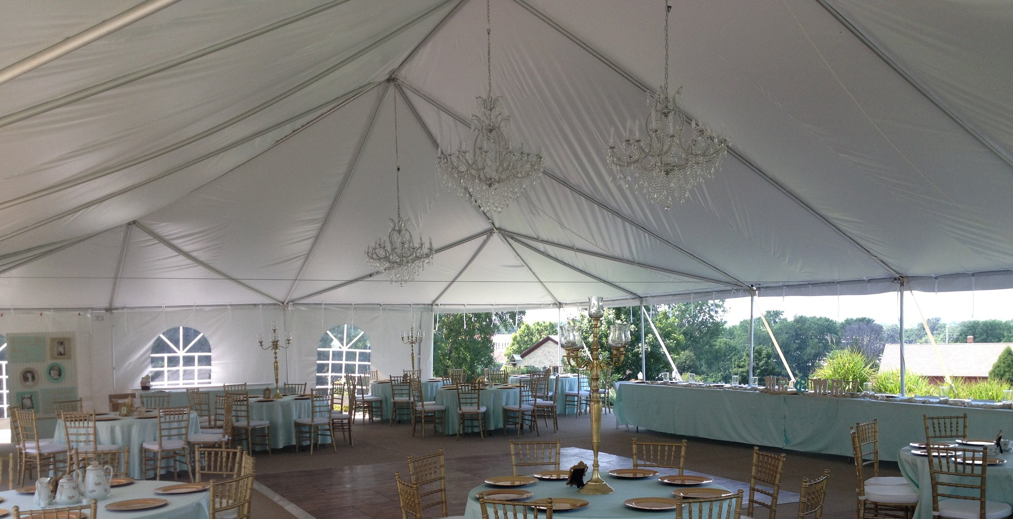 AMERICAN-MADE QUALITY AT AFFORDABLE PRICES & American Tent And Sidewall - Commercial Tents For Sale
