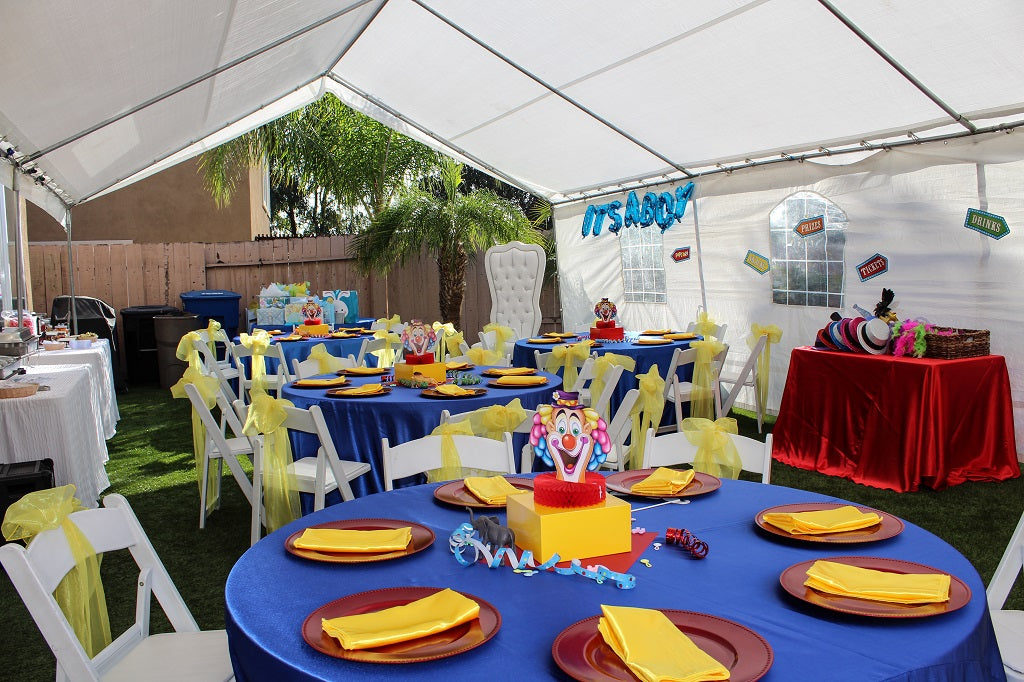Baby Shower Party Tent