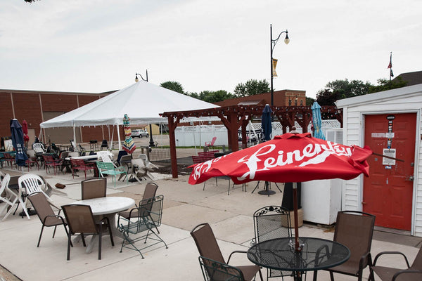 Canopy tents for your bar