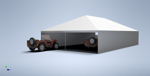 Emergency medical tent