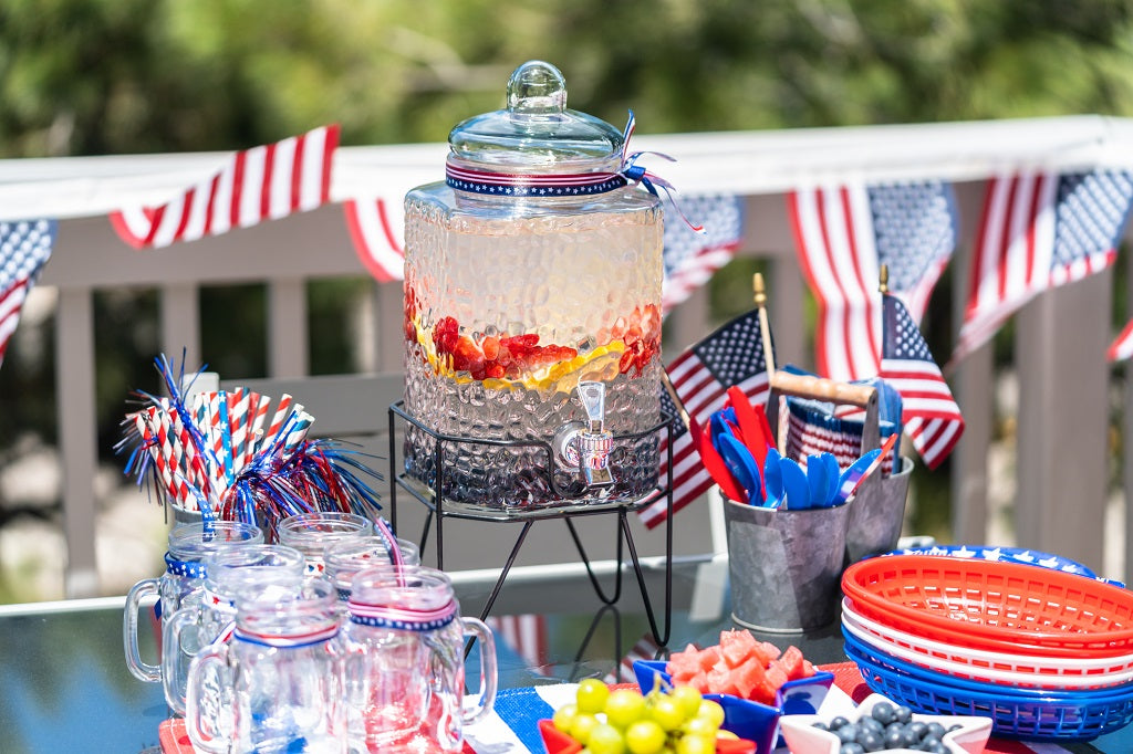 Fourth of July Outdoor Celebration