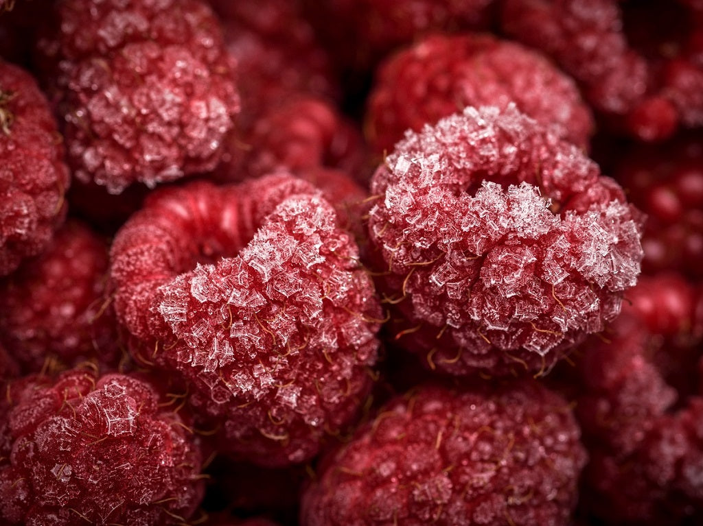 Freeze Your Berries and Fruit