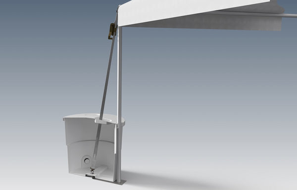 Giffy Ballasts for Tent Anchoring