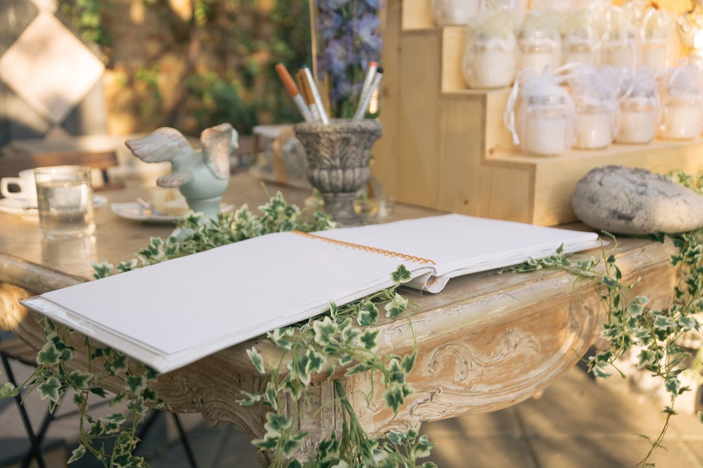 Guest Book for Baby Shower