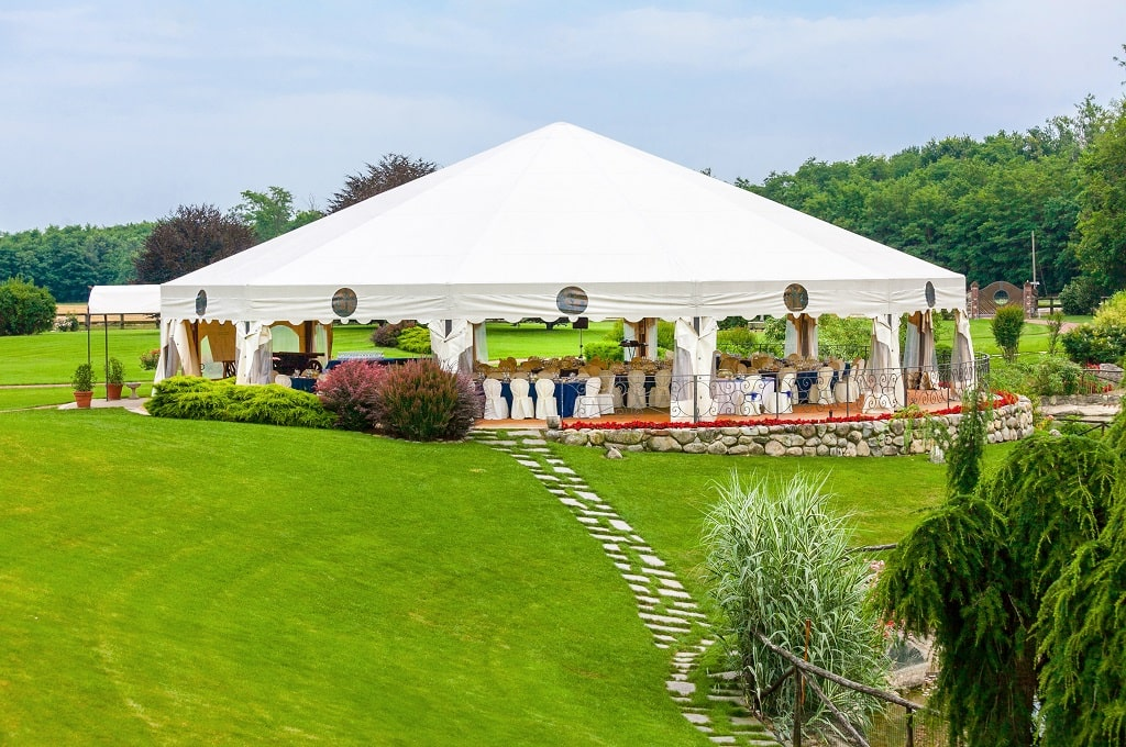 Have a Backup Plan Outdoor Event Tent