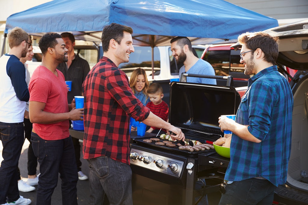 How To Plan The Best Tailgate Party