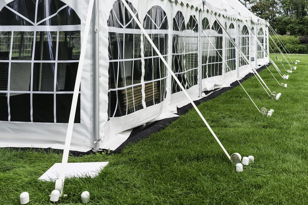 How to Install a Tent
