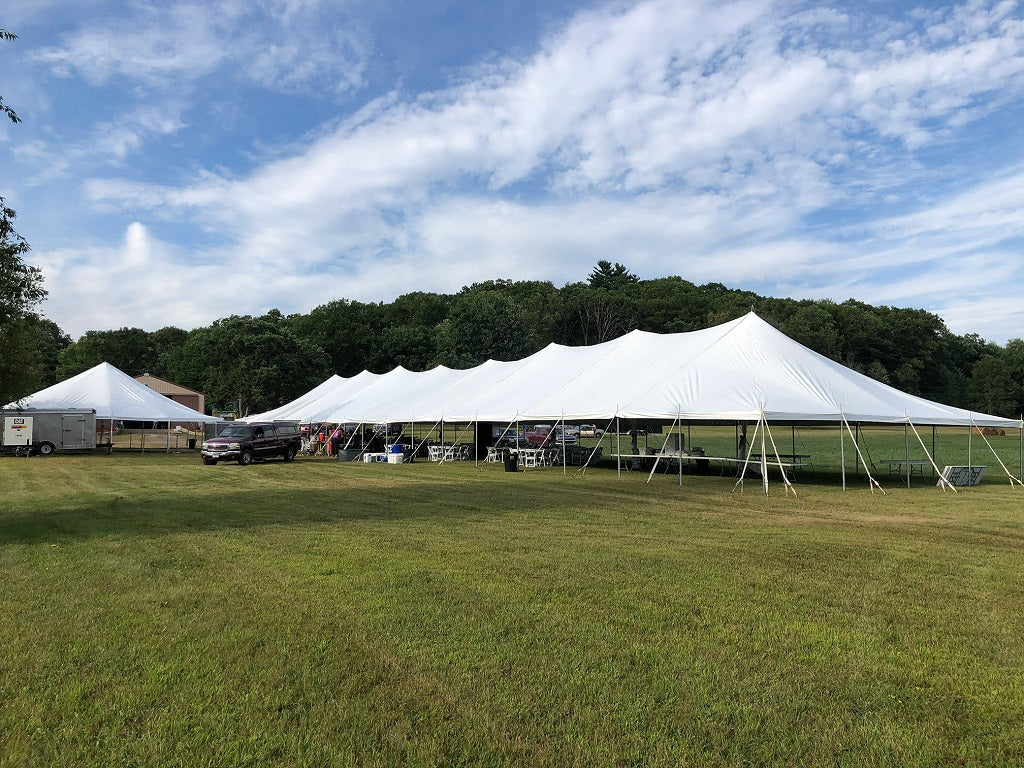 How to Set Up a Pole Tent