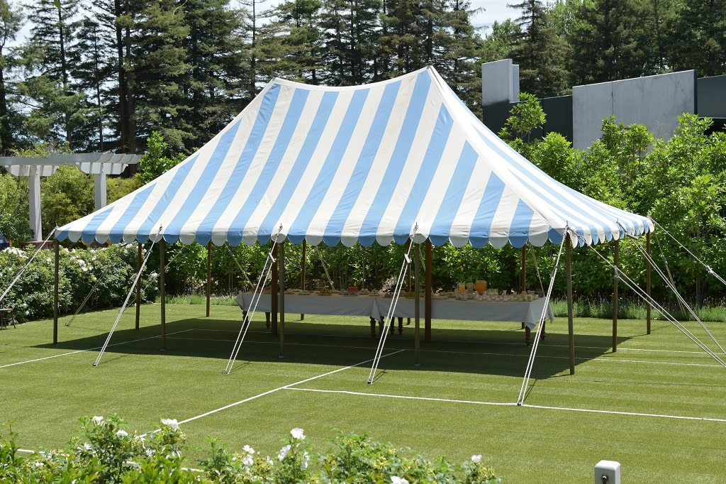 Outdoor Party Tents Different Types