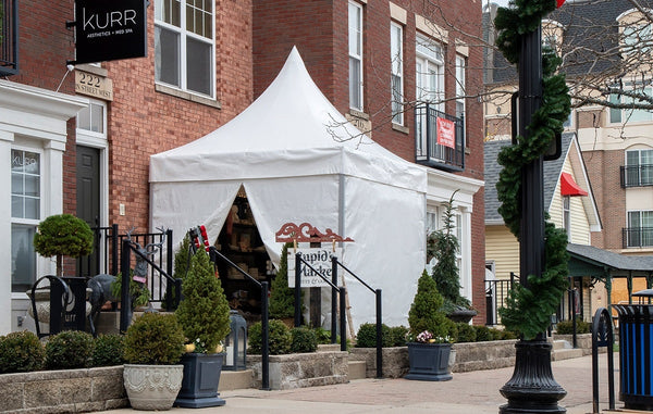 Pagoda Tents for Winter Events