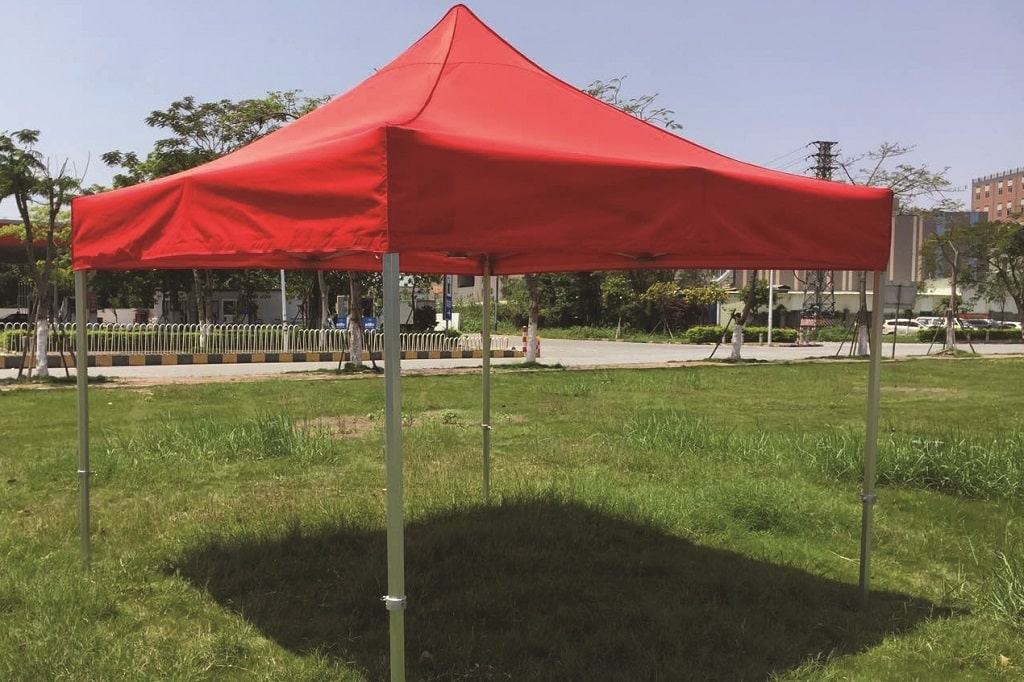 Pop-up tent for Tradeshow