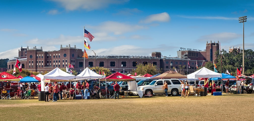 Prepare Your Spot for a Tailgate Party