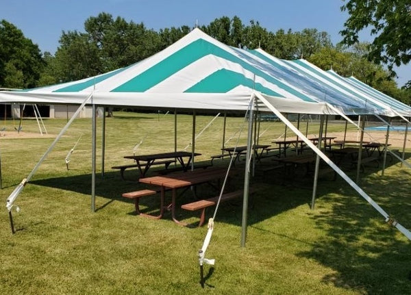Stripes Tent Guide