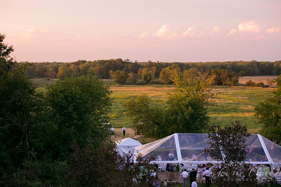 What Tent Events Can Be Held at The Winery