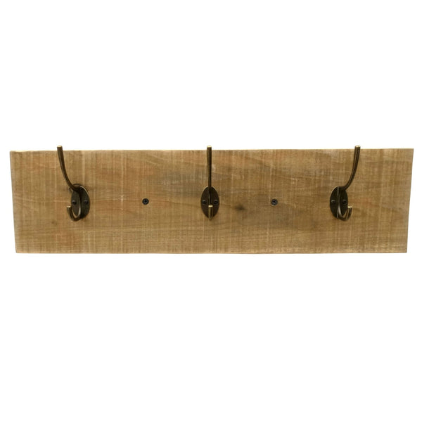 Rustic Coat Rack Reclaimed Wood