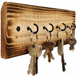 Rustic Key Holder Farmhouse