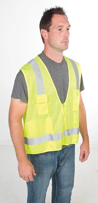 VEST, HI-HIS SURVEYOR, CLASS 2, 2XL/3XL - 01761-03XL
