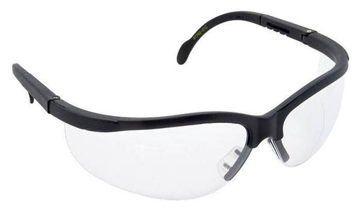 SAFETY GLASSES, TRADESMAN, CLEAR - 01762-01C