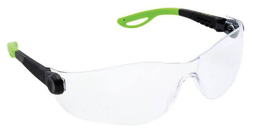 SAFETY GLASSES, FRAMELESS, CLEAR - 01762-06C