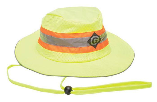 HAT, HI-VIS WIDE BRIM - 04761-02