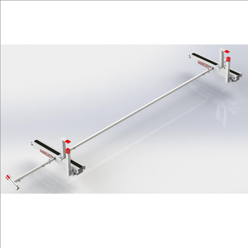 EZGLIDE2 Fixed Drop-Down for Compact Vans Long Ladder Dual Drop-down kit - 133375