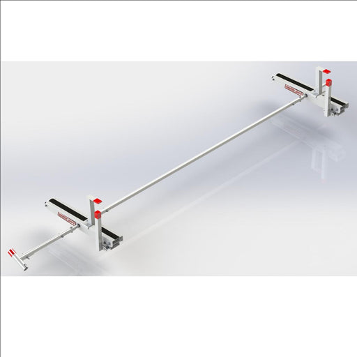 EZGLIDE2 Fixed Drop-Down for Full-Size Vans Long Ladder Dual Drop-down kit - 137027